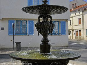 La Fontaine Place Mauguet