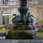 La Fontaine place Max Aubert