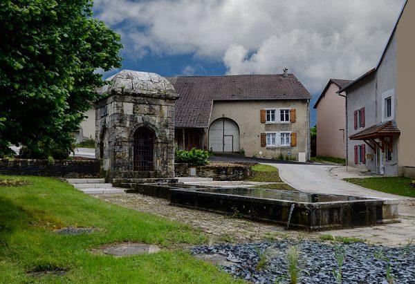 La Fontaine rue de Lougres