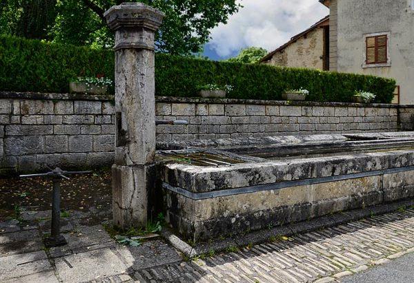 La Fontaine rue de la Laiterie
