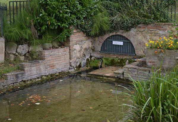 La Fontaine Saint-Fragulphe