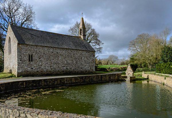 La Fontaine Saint-Guignan