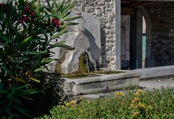 La Fontaine Portail du Rhône