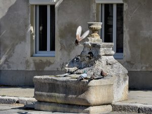 La Fontaine Place de l'Eglise