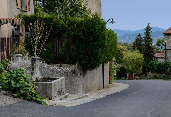 La Fontaine Lacoux