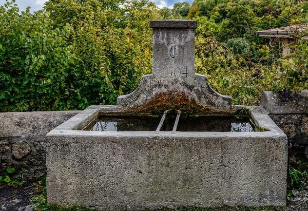 La Fontaine de La Pougère