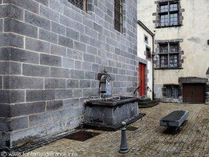 La Fontaine du Séminaire