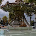 La Fontaine de la Place Delille