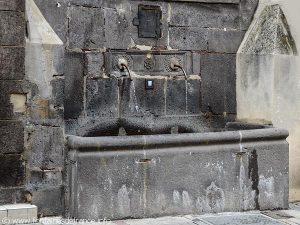 La Fontaine N-D du Port