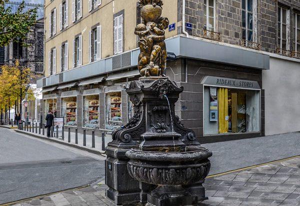La Fontaine Saint-Genès