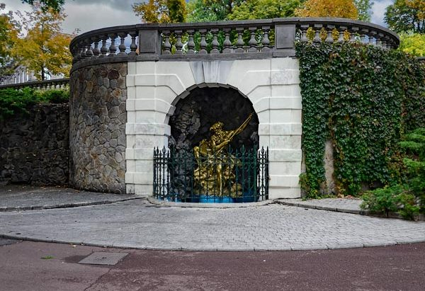 La Fontaine du Roi des Eaux