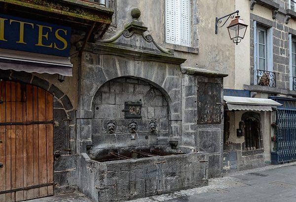 La Fontaine des Petits Gras