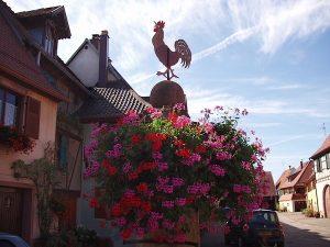 La Fontaine rue des Cigognes