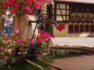 La Fontaine rue St-Fulrad