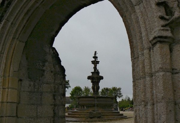 La Fontaine-ar-Bis ou Fontaine-du-Doigt