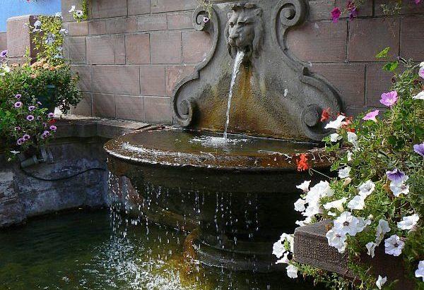 La Fontaine de l'Hôtel de Ville