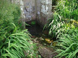 La Fontaine ar Zant