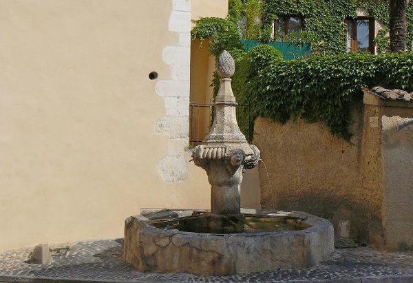 La Fontaine de l'Hôpital