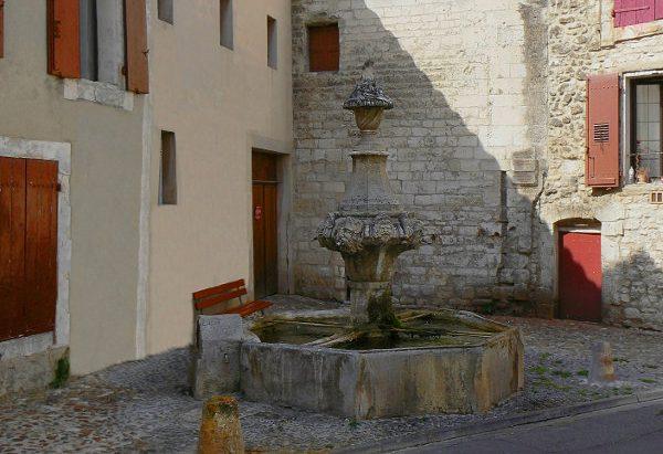 La Fontaine du Gigot