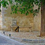 La Fontaine des Pénitents Noirs
