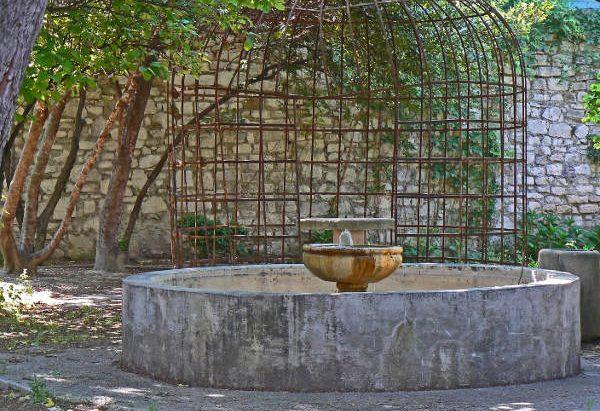 La Fontaine du Clos de Verdun