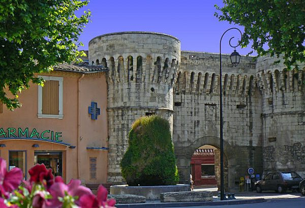 La Fontaine Porte de Villeneuve