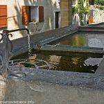 La Fontaine du Lavoir St-Gilles