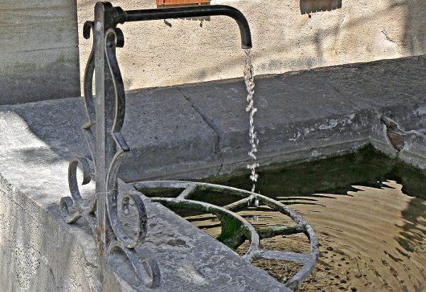 La Fontaine du Lavoir Saint-Gilles