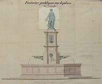 Planche couleur de la Fontaine