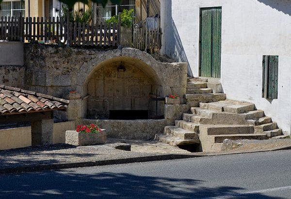 Fontaine-Abreuvoir-Lavoir du XIXème