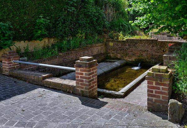 La Fontaine Lavoir Saint-Rémi