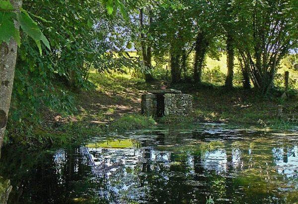 La Fontaine et le Lavoir de la Drouille
