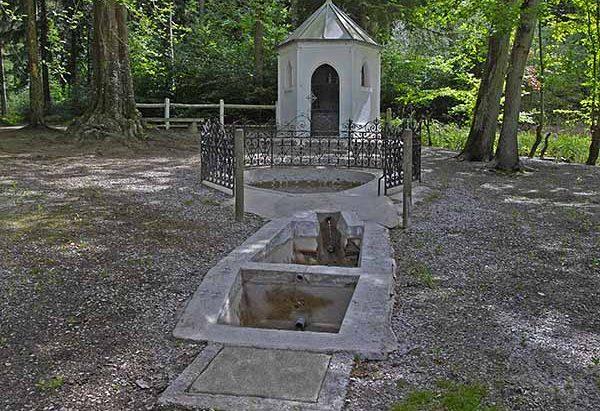 La Fontaine Saint-Josse