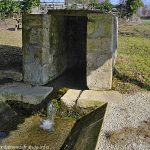 La Fontaine du Lavoir du Blanc