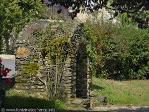 La Fontaine Ste-Radégonde