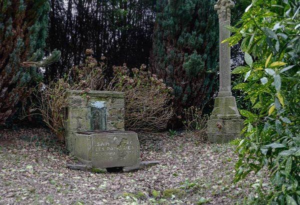 La Fontaine Saint-Uniac