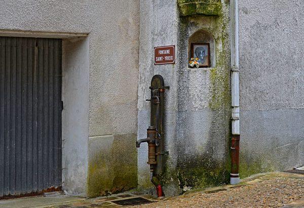 La Fontaine Saint-Yrieix