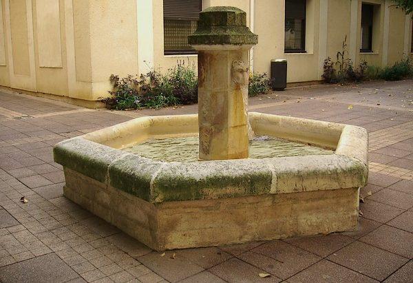 La Fontaine Place Marc Busson