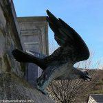 La Fontaine à l'Aigle