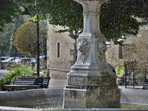 La Fontaine Place Fournier