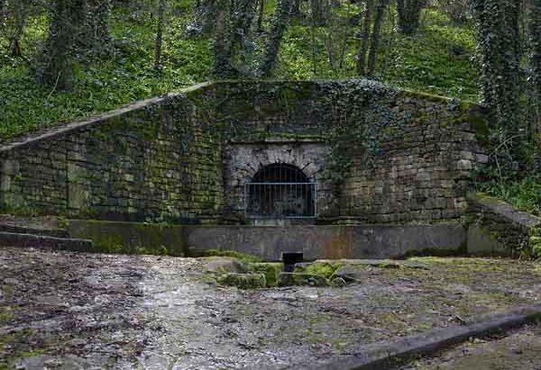 La Fontaine du Sentier de la Cueille