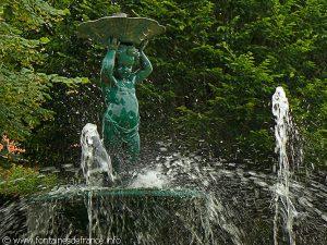 La Fontaine Parc de la Mairie