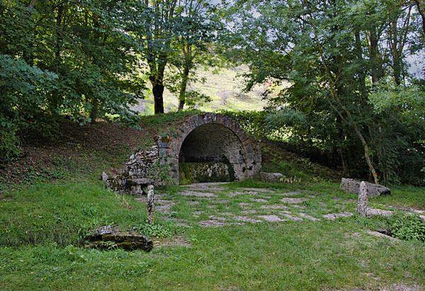 La Fontaine d'Huguiès