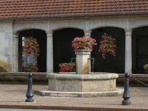 La Fontaine Place Michel Vautrot