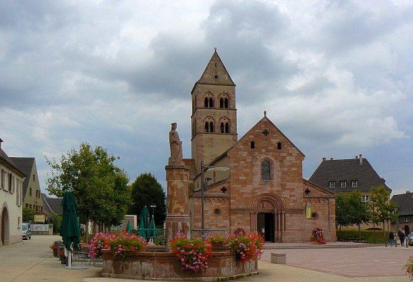 La Fontaine Sainte-Richarde