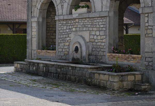 La Fontaine du lavoir Saint-Joseph