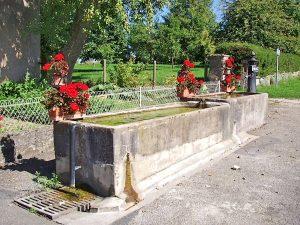 La Fontaine rue des Bergers