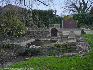 La Fontaine du Lavoir du Tail