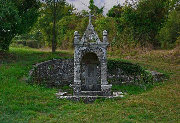 La Fontaine Sainte-Anne-Grappon