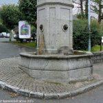 La Fontaine Place des Tilleuls